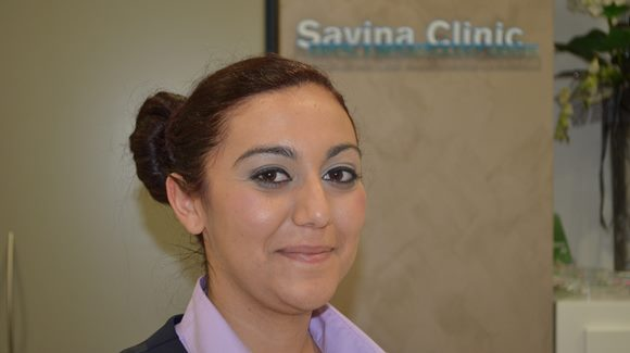 book an appointment at savina dental clinics