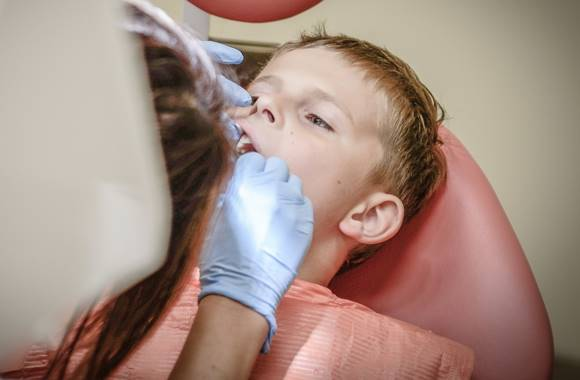 child dental care in Malta