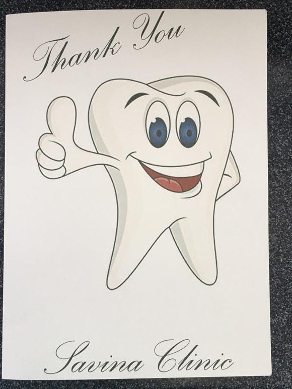 complete smile makeover Savina Dental Clinic Malta testimonial 3