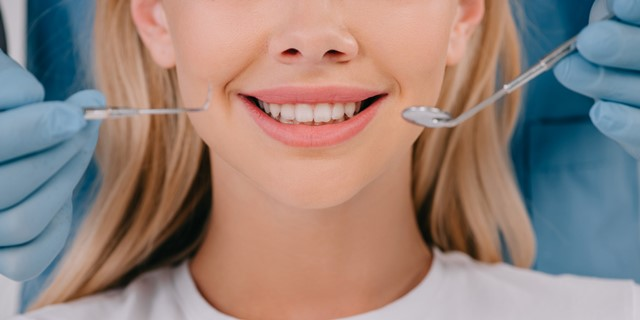 Restorative Dentistry - contouring - savina dental clinics malta and gozo