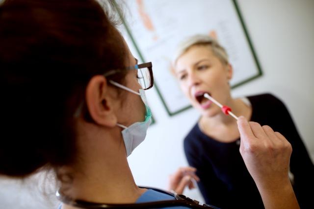 get saliva tested at savina dental clinics malta and gozo