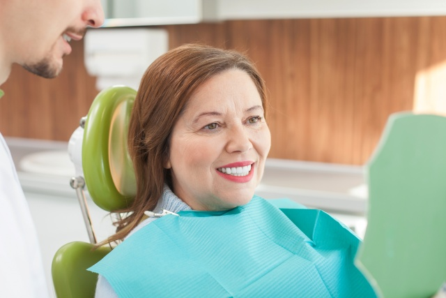 What Are Implant-supported Dentures (snap-in dentures) - savina dental clinic malta and gozo